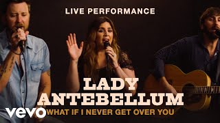 Lady Antebellum What If I Never Get Over You Live Performance Vevo.mp3
