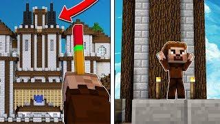 ARDA IŞINLANMA SOPASI BULDU! 😱 - Minecraft
