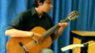 Variaciones sobre un tema de Mozart by DAVID