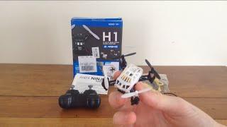 Eachine H1 Mini Ninja Hybrid Review and Flight