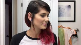 Repeat youtube video Strangled Rope Face Makeup