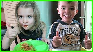 HEALTHY FOODS KIDS LOVE!