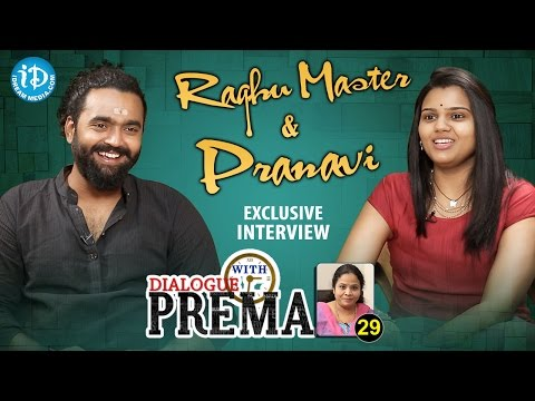 Raghu Master & Pranavi Exclusive Interview || Dialogue With Prema || Celebration Of Life #29