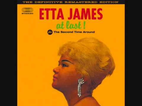 Etta James - At Last (HQ)