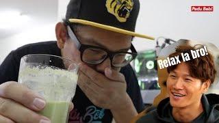 Nak Termuntah Minum Healthy Shake Kim Jong Kook | Experiment 3 (ENG SUBS)