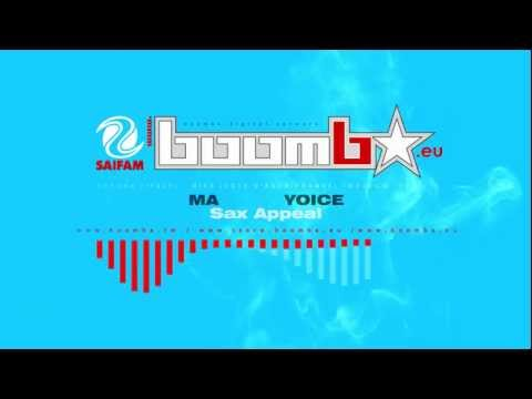 MAX THE VOICE - Sax Appeal (Kando DJ Remix)
