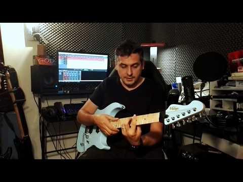 Test de la guitare Vintage V6M24