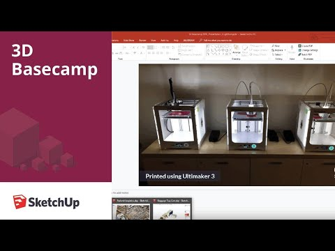 Virtual Collaboration – Shannon Lightfoot | 3D Basecamp 2018