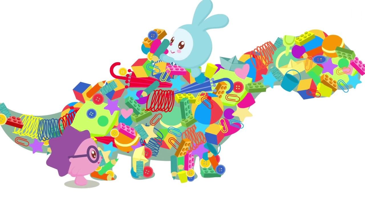 Малышарики - Талантливые малыши ✨ Сезон 1 ❤️ Малышарики  💕 Для зрителей старше 2-х лет
