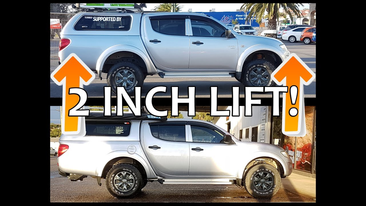 lift triton inch kit suspension ironman mn