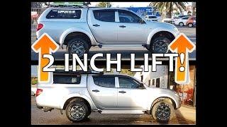 MN Triton 2 INCH LIFT KIT Ironman suspension Plus First Impressions