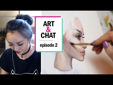 ART & CHAT // episode 2