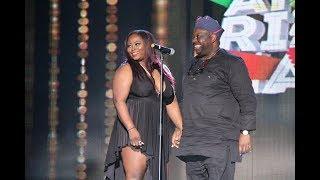 Wizkid (Nigeria) and Tiwa Savage (Nigeria) win big at AFRIMA 2017