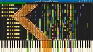 What Does The Fox Say [Synthesia]