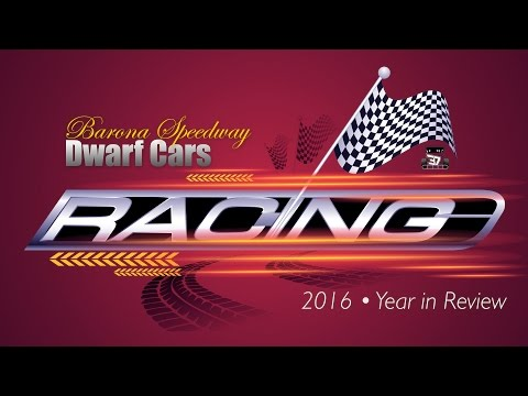 Barona Speedway Dwarf Cars 2016 • The Year in Review