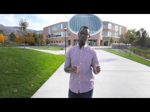 International Student Spotlight - Arsene (Southern Utah University)