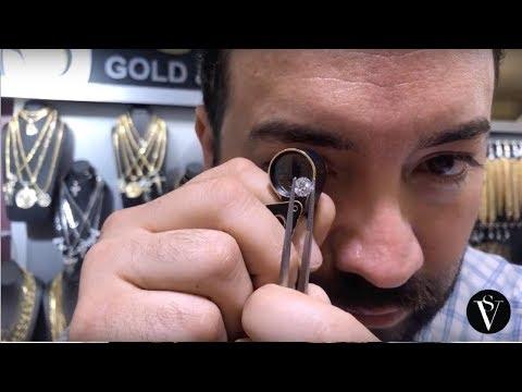 Master Jeweler Israel Serrano, S.I.E Gold and Diamonds