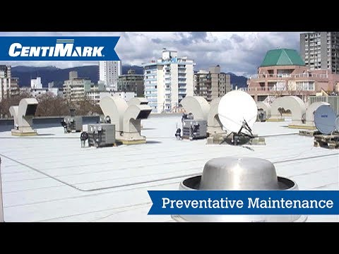CentiMark's Preventive Maintenance Program for Your Roof
