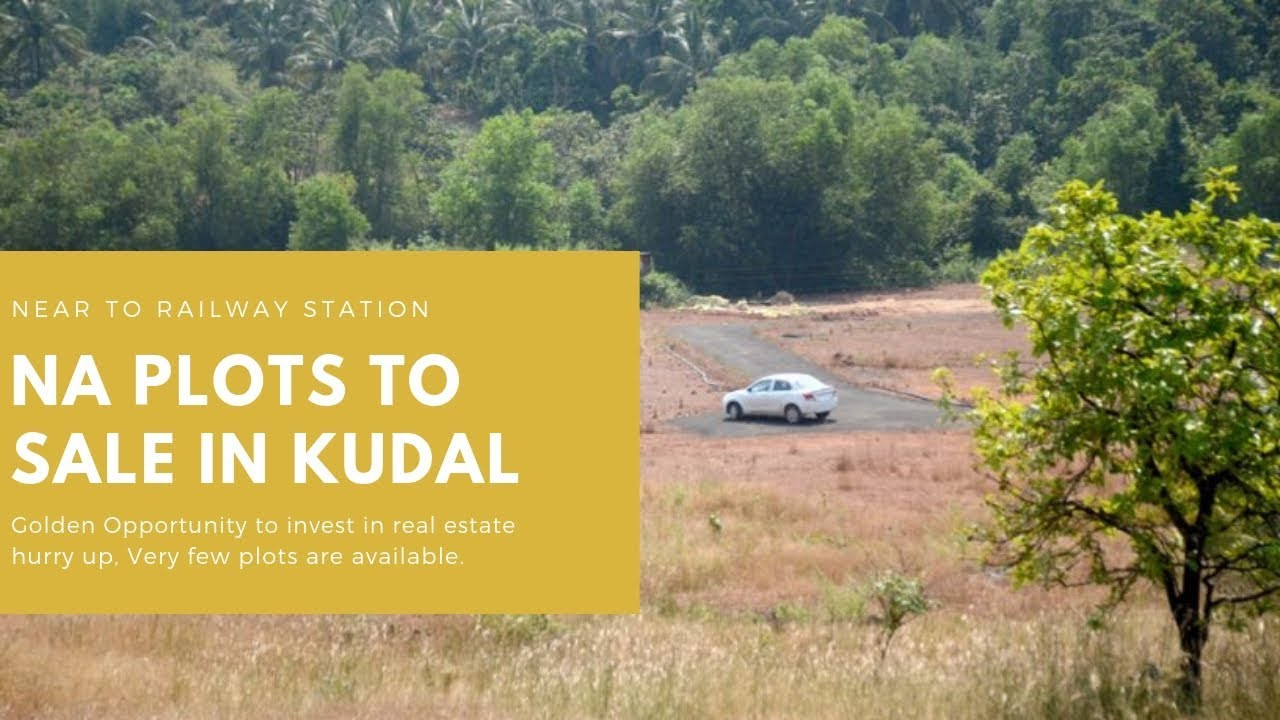 Repeat 11 NA plots to sale in Kudal, Near railway station by