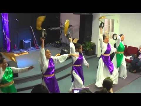 El Poderoso De Israel Danza: Faro Divino