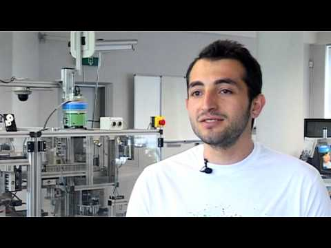 Alper from Turkey talks about studies in Lithuania