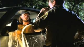 Alcohol Pours out of Drunk Drivers
