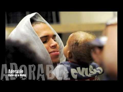 Chris Brown Is Cute