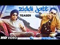 Download ZIDDI JATT Song Teaser | Geeta Zaildar, Kuwar Virk | Latest Punjabi Song 2017 MP3 song and Music Video