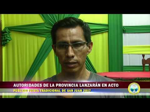 AUTORIDADES DE LA PROVINCIA LANZARÁN EN ACTO PÚBLICO FIESTA TRADICIONAL DE SAN JUAN 2017