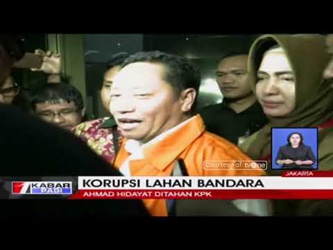 KPK Tahan Calon Gubernur Maluku Utara