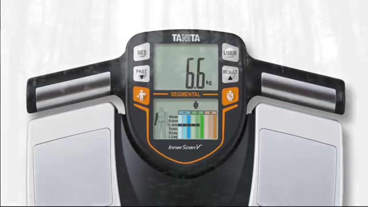 Анализатор состава тела Tanita BC 582. Бесплатное тестирование + .