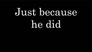 Usher - His Mistakes Lyrics (HD)