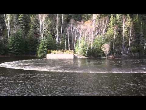 Notch Dam Duncan Lake