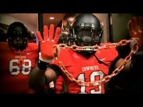 "College Football Pump Up 2013-14 ᴴᴰ ""All of the Lights"""