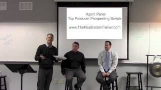 Top Producer Prospecting Scripts