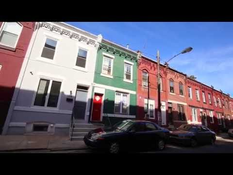 Brewerytown Philadelphia Real Estate Home For Rent - 1314 N Newkirk St - JG Real Estate