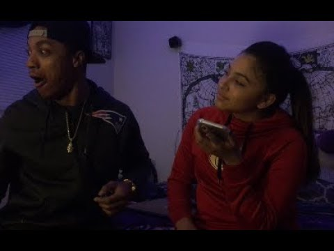 LYRIC/LOYALTY PRANK ON BESTFRIEND (SHE CALLS HIM) *MUST SEE*