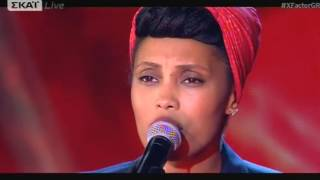 Χ FACTOR GREECE 2016 | LIVE SHOW EIGHT | GUEST | IMANY