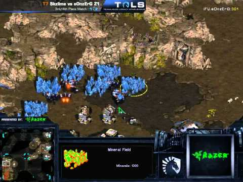 TLS 3rd Place Match - Skzlime vs eOnzErG Game 4