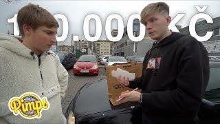 JAK Z 1 KORUNY UDĚLAT 100.000 KČ - NEJDRAŽŠÍ SAMOLEPKA!? (Den 4)