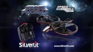 Space Phoenix by Silverlit spot by Testi Giocattoli www.testistore.it