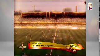 Tarihte Bugün |  Galatasaray 2 - 1 Eskişehirspor (7 Haziran 1987)