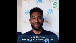 "Usain Bolt, ""Gordo"" et chants de supporter... Interview avec Jordan Amavi (OM)"