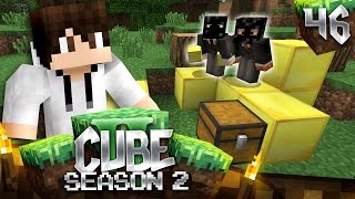Minecraft Cube SMP S2: E46 - Bank Robbers Caught!