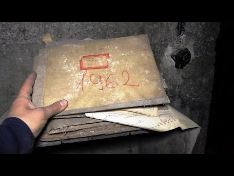 Abandoned Unfinished Bunker from Cold War - Urban Exploration