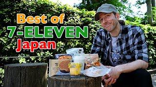 Best of 7-ELEVEN Japan | Favorite Items | Taste Test | History | 外国人のお気に入り:セブンイレブン・ベスト
