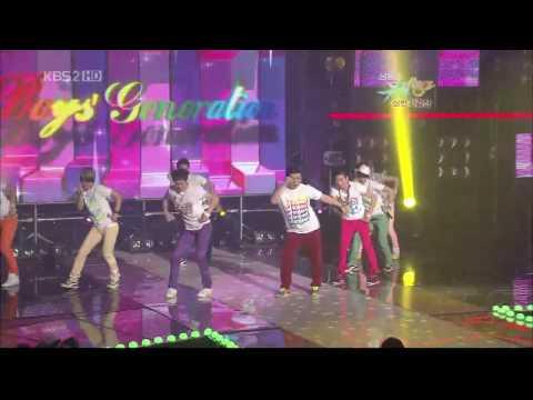 Girls & Boys Generation Ft. Super Junior, 2pm, 2am, Shinee, SNSD