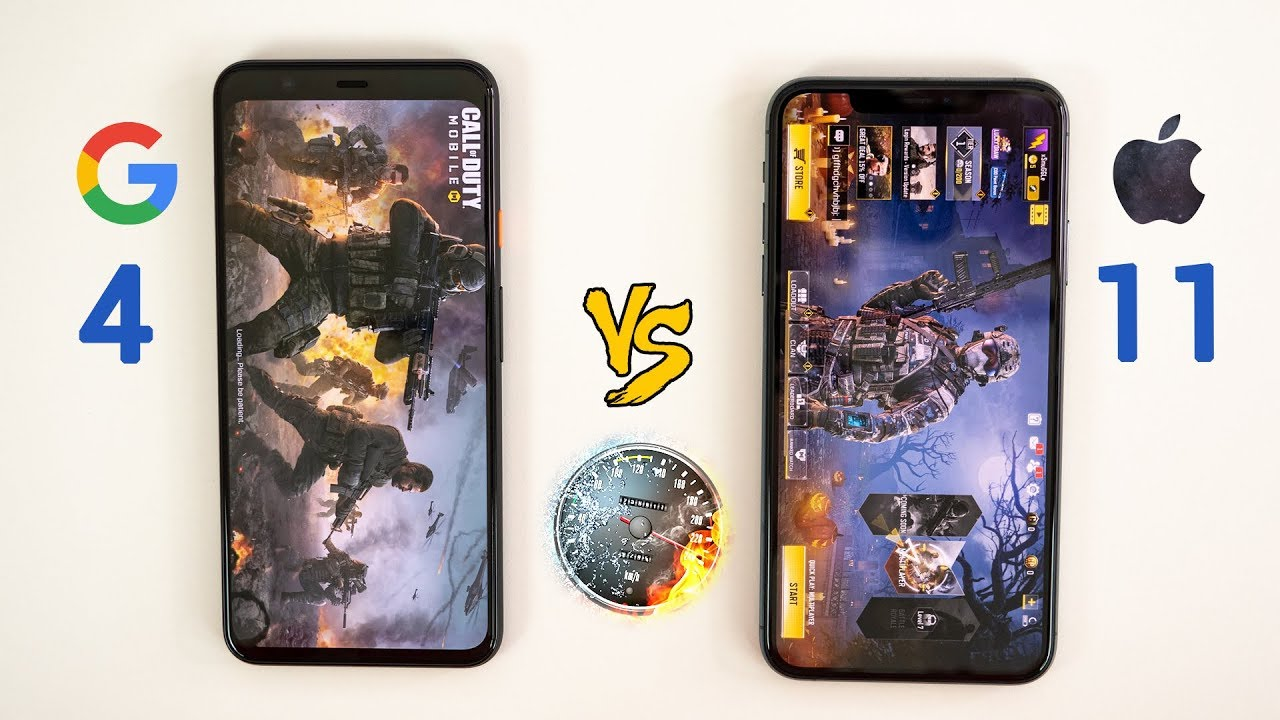 Photo of Pixel 4 XL vs iPhone 11 Pro Max SPEED Test – This is CRAZY! – شركة ابل