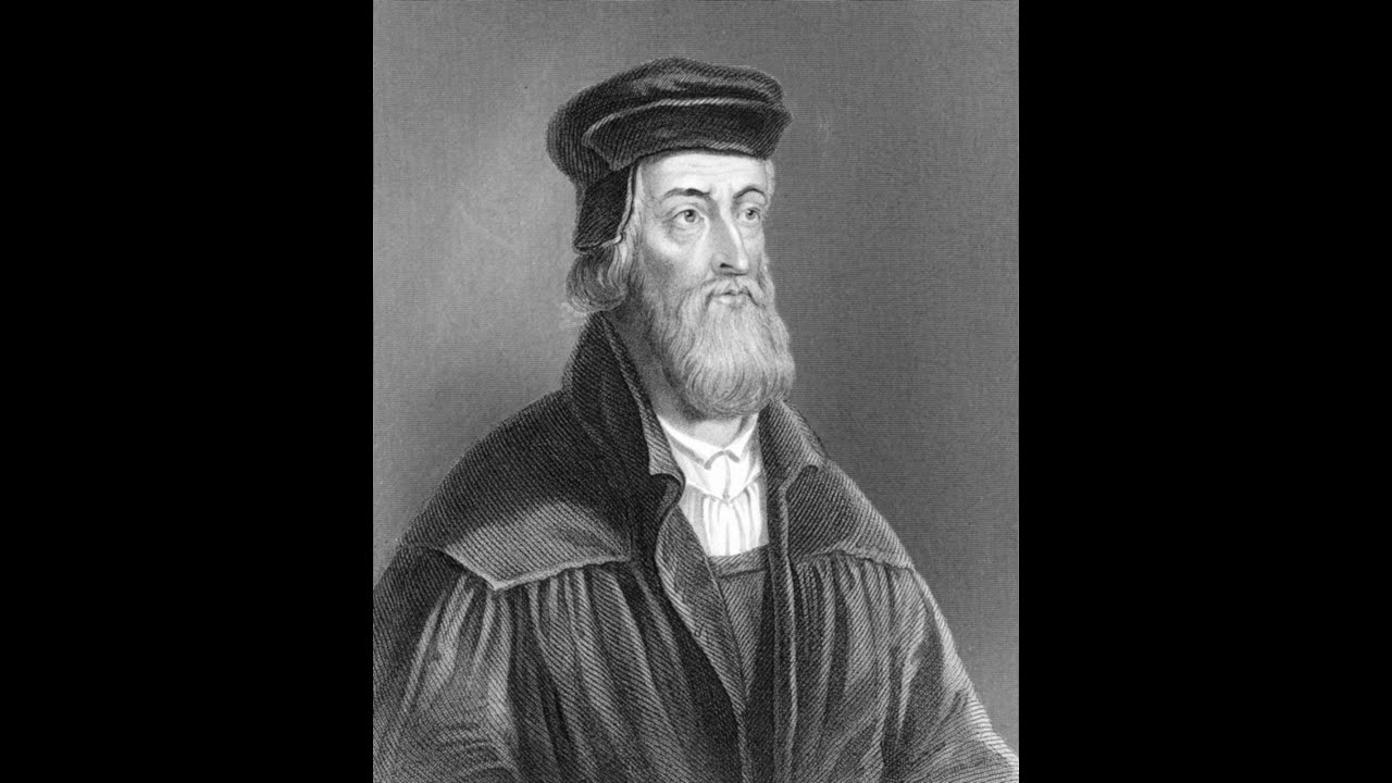 biography of john whycliffe English scholastic philosopher, theologian, lay preacher, translator, reformer and university teacher who was known as an early dissident in the roman catholic church wycliffe was also an early advocate for translation of the bible into the common language he completed his.