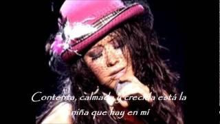 Christina Aguilera -Cruz Live -Sub español.wmv